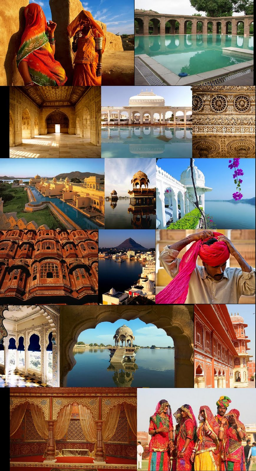 rajasthan collage
